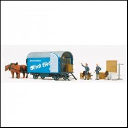 MIniArt 35116 Maquette 1/35 BRITISH INFANTRY TANK Mk.III VALENTINE I