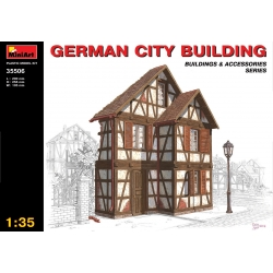 Miniart 35506 1/35 German City Building