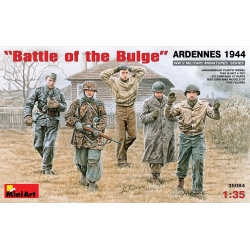 "MINIART 35084 1/35 ""Battle of the Bulge"" Ardennes 1944*"