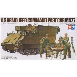 Tamiya 35071 1/35 Maquette M-577 COMMAND POST CAR