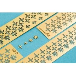 Tamiya 35128 1/35 Maquette Livestock Set