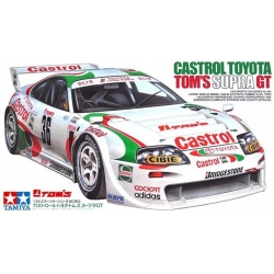 Tamiya 24163 Maquette 1/24 Castrol Toyota Tom's Supra GT