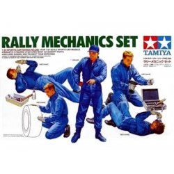 Tamiya 24266 1/24 Rally Mechanics Set