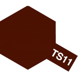 TAMIYA 85011 Peinture Spray Bombe TS-11 Marron