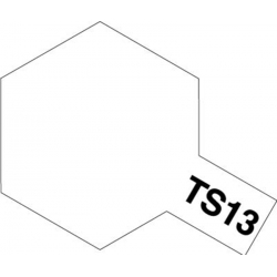 TAMIYA 85013 Peinture Bombe Spray TS-13 Vernis Clear / Gloss Clear