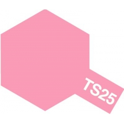 TAMIYA 85025 Peinture Bombe Spray TS-25 Rose Brillant / Pink