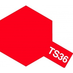 TAMIYA 85036 Peinture Bombe Spray Aérosol TS-36 Rouge Fluo Mc Laren / Fluor Red