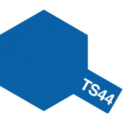 TAMIYA 85044 Peinture Bombe TS-44 Blue Brillant