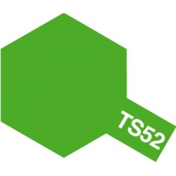 "TAMIYA 85052 Peinture Vert Candy Lime ""Kawasaki"" TS-52"