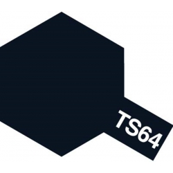 TAMIYA 85064 Peinture Bombe TS-64 Bleu Foncé Mica