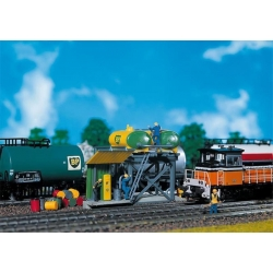 Faller 120145 HO 1/87 Réservoir de gas-oil pour locomotives Diesel
