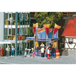 Faller 140444 HO 1/87 French Fries Fairground booth