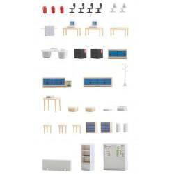 Faller 130250 HO 1/87 Maison d'habitation à toit de roseaux