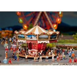 Faller 140316 HO 1/87 Children Merry-Go-Round
