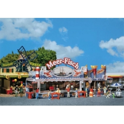 Faller 140445HO 1/87 Sea Fish Fairground Booth