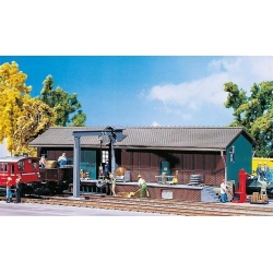 Faller 120152 HO 1/87 Store shed