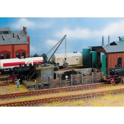 Faller 120131 HO 1/87 Small coaling station