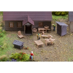 Faller 180449 HO 1/87 In the countryside Decorative kit