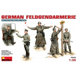 Miniart 35046 1/35 German Feldgendarmerie