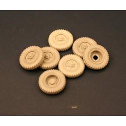 HUMBROL Peinture Enamel 112 Field Blue Matt - 14ml Enamel Paint