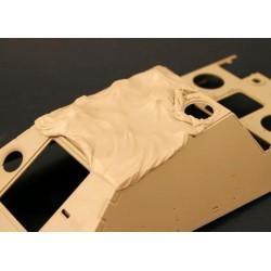 HUMBROL Peinture Enamel 117 US LIGHT GREEN 14ml MATT
