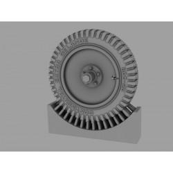HUMBROL AG4301 Detail Brush Pack - Size 00/0/1/2 - Pinceaux pour détail
