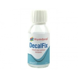 HUMBROL AC7432 Assouplissant pour Decals - DecalFix 125 ml Bottle