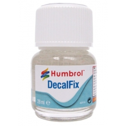 HUMBROL AC6134 DecalFix 28ml Bottle - Assouplissant pour Decals