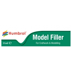 HUMBROL AE3016 Mastic - Model Filler 31ml