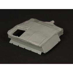 HUMBROL AV0208 Enamel Wash Dust 28ml - Lavis Enamel Poussière