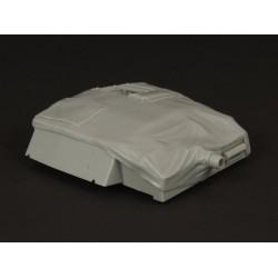 HUMBROL AV0201 Enamel Wash Black 28ml - Lavis Enamel Noir