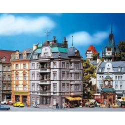 Faller 130918 HO 1/87 Maison urbaine d'extrémité Goethestraße 88