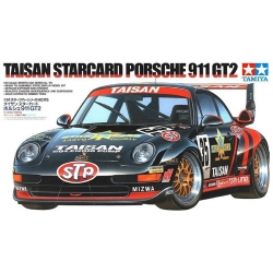Tamiya 24175 Maquette 1/24 Taisan Starcard Porsche 911 GT
